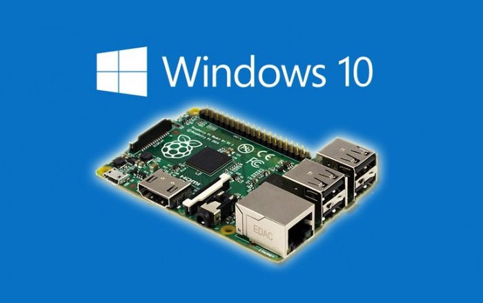Windows 10 Internet Of Things Core