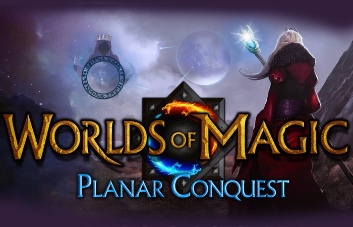 Worlds of Magic Planar Conquest Official Trailer