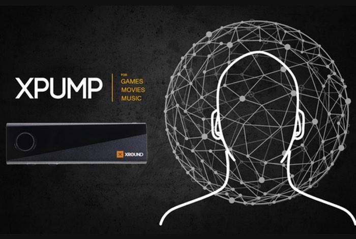 XPUMP Transforms Any Sound Source