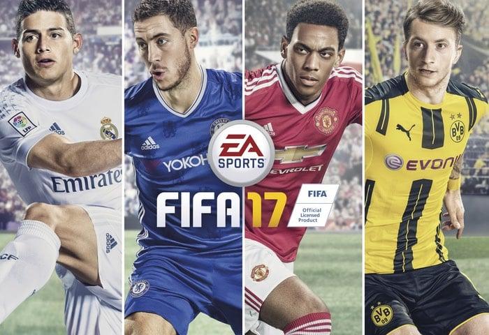 Xbox One FIFA 17 Demo