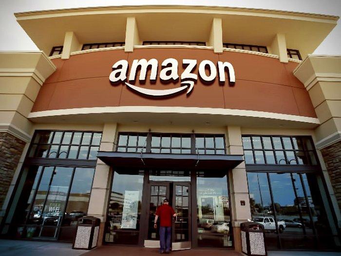 Amazon Pop up stores