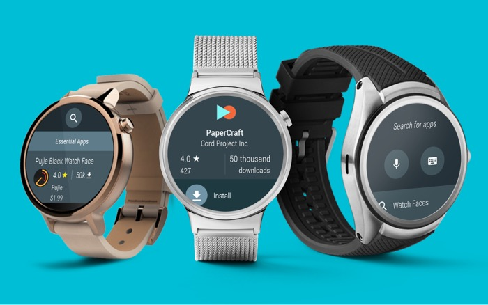 Here's What's New in Android Wear 2.0 Developer Preview 3