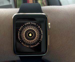 The Luxury Gold Version Of The Apple Watch Is No Longer Available