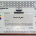 Steve Jobs' First Apple Stock Certificate For Sale