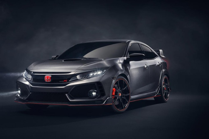 Civic Type R Prototype