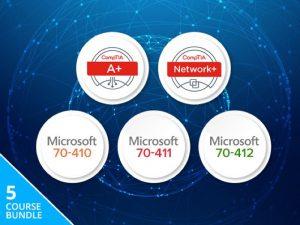 Save 96% On The Essential CompTIA & Microsoft Windows Server Administrator Certification Bundle
