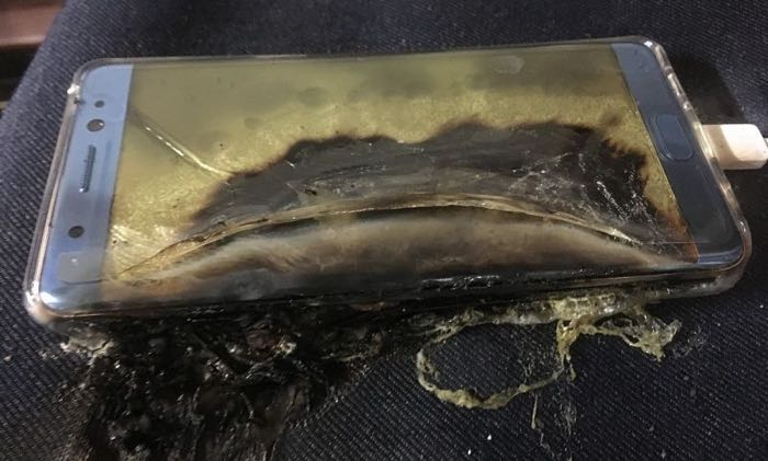 Feds will formally recall Samsung Galaxy Note 7