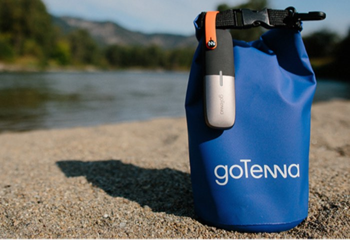 goTenna Mesh Helps You Stay Connected Anywhere