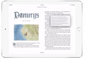 Apple Launches Interactive Game Of Thrones Book
