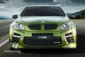Last Holden Commodore Top tier Model will be the W1