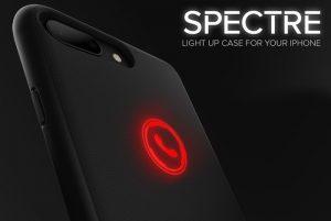 SPECTRE Illuminating iPhone Case (video)