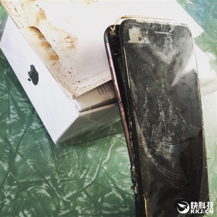 iphone7burnt