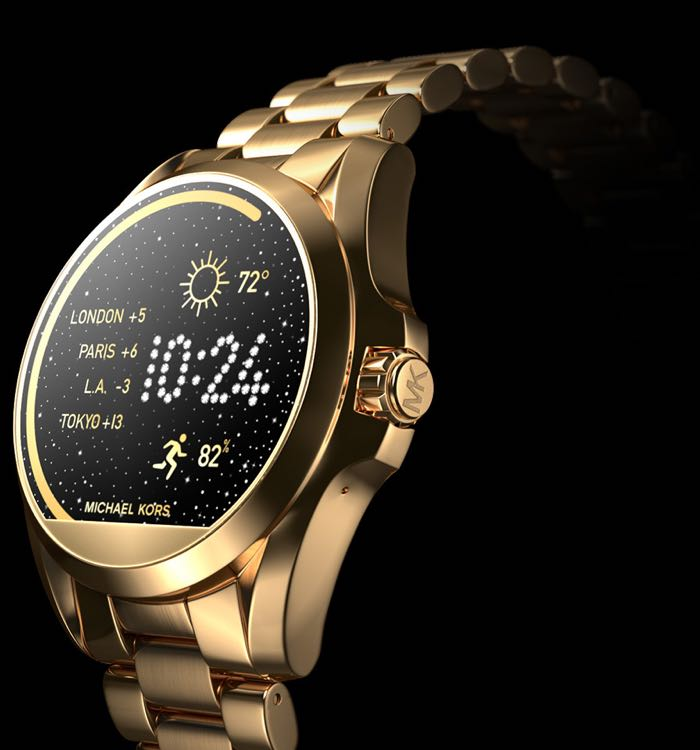 Michael Kors Android Smart Watches Are Now Available ...