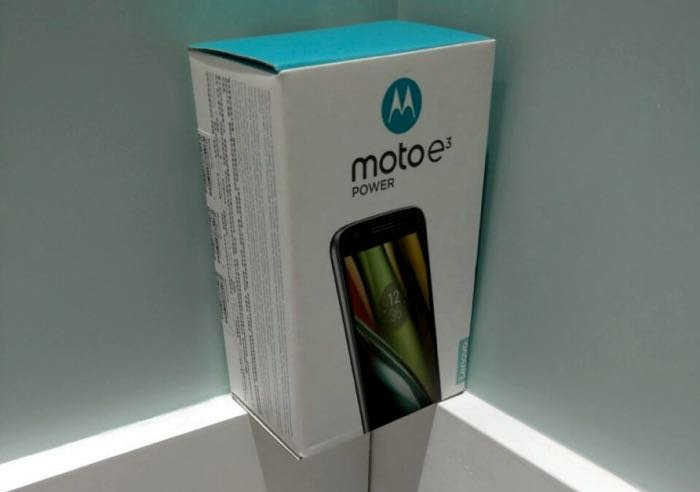 Moto E3 Power Lands In India