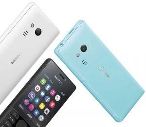 Microsoft Unveils New Nokia 216 Mobile Phone