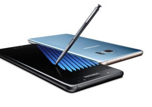 Samsung Galaxy Note 7 Sales To Commence In Europe By November