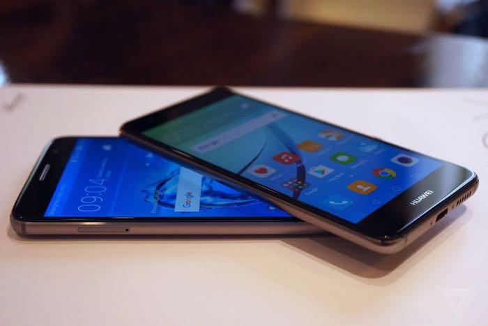 Huawei Nova And Nova Plus Smartphones