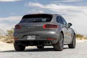 New Porsche Macan Turbo With Performance Package Is Seriously Fast
