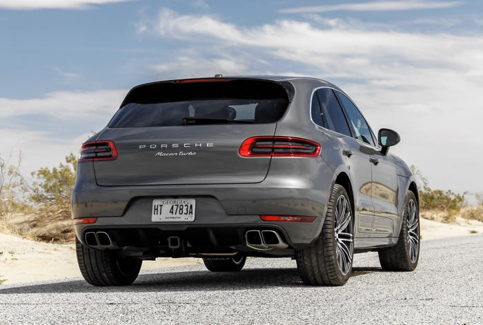 New Porsche Macan Turbo With Performance Package Is ...