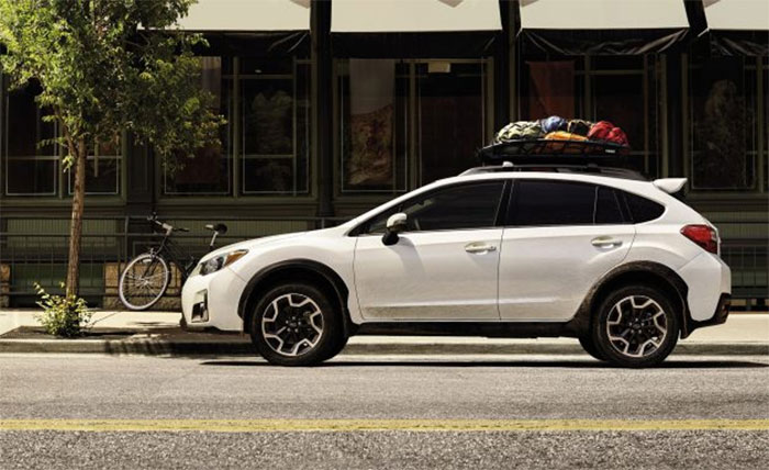 2017 subaru crosstrek gets slight price increase geeky. Black Bedroom Furniture Sets. Home Design Ideas