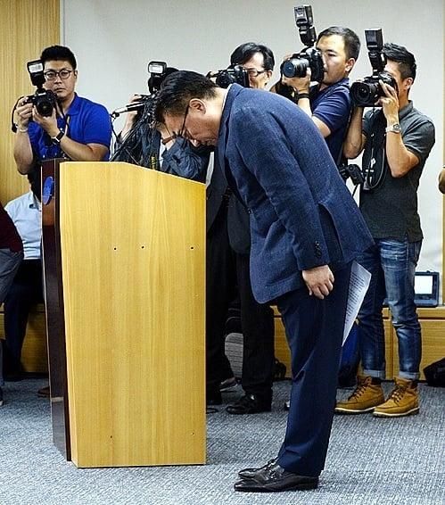 Samsung's mobile boss Koh Dong-jin