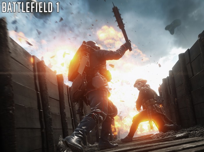 2hr Battlefield 1 Single Player