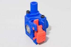 "New ""Super Fast"" 3D Printer Extruder Created By Zesty Technology (video)"