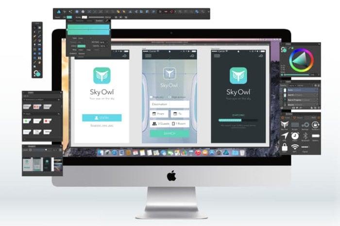 Affinity Designer Update