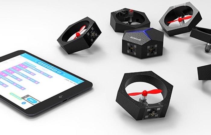 Airblock Modular, Programmable Starter Drone Kit Hits Kickstarter