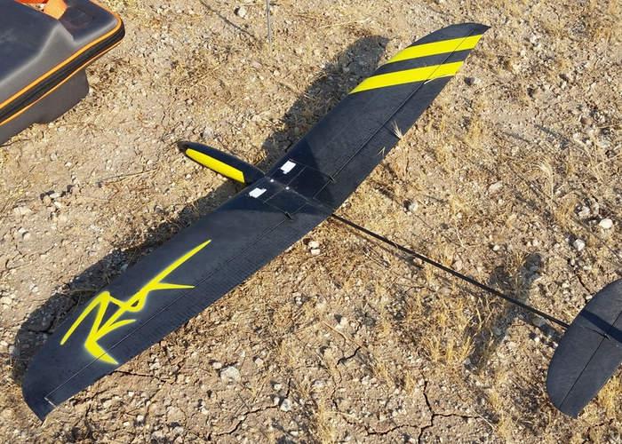 Aires Ultra V4 Advanced Micro DLG Glider