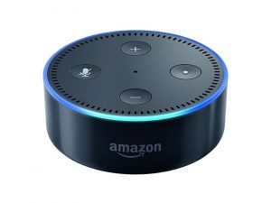Amazon Echo Dot Launches In The UK