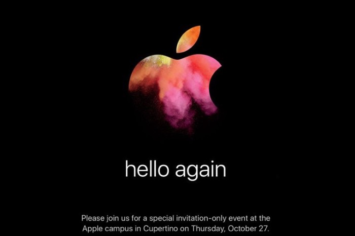 Apple's MacBook Event