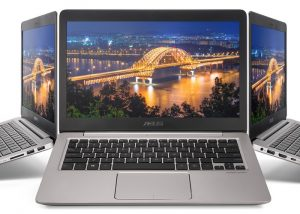 Asus Zenbook UX410 Laptop Unveiled