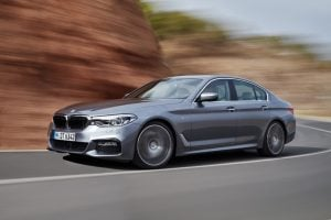 BMW 5 Series To Cost £36,000 In The UK