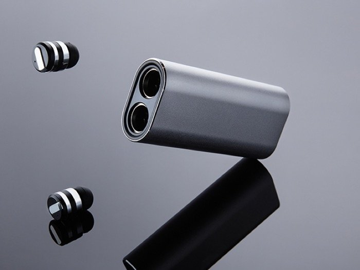 BULLET 2.0 Bluetooth Stereo Earbuds + Charging Case