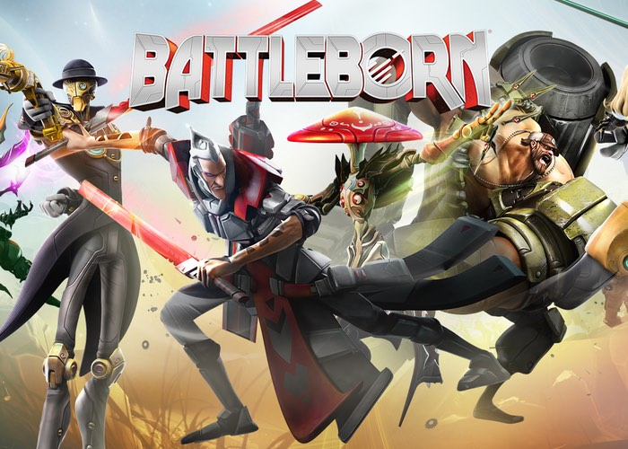 Battleborn New Story Mission and PVP Mode