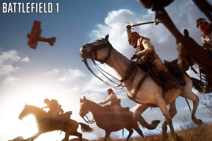 Battlefield 1 official launch trailer