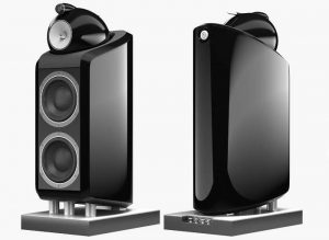 Bowers & Wilkins 800 Series Diamond Speaker Construction Revealed (video)