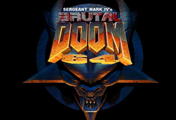 Brutal Doom 64 Mod