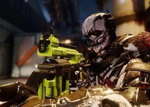 Black Ops III Black Market Halloween Specialist Gear Unveiled (video)