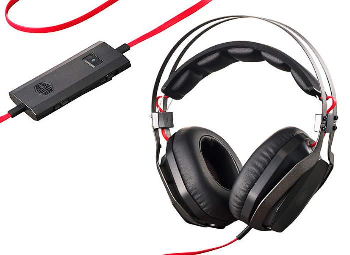 Cooler Master MasterPulse Pro Gaming Headset