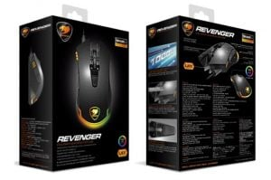 New Cougar Revenger RGB Gaming Mouse Unveiled