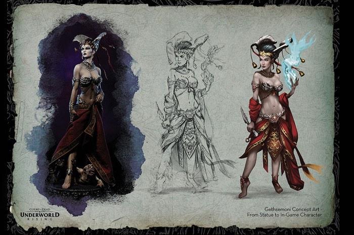 Court of the Dead Underworld