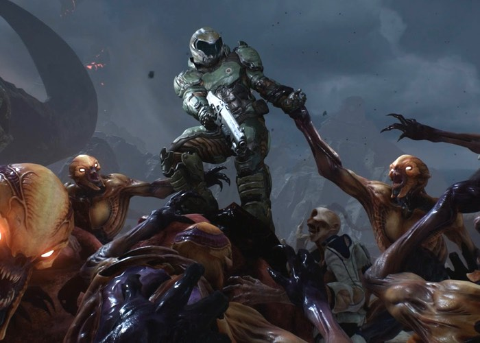 DOOM Update Brings Arcade Mode, New Multiplayer Modes