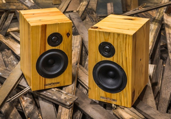 Detroit Audio Lab Handmade Speakers