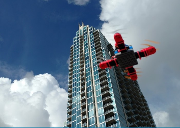 Digital Sky Mini LEGO Brick Mini Drone