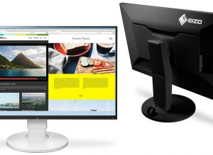 EIZO FlexScan EV2780 Display Offers USB Type-C Connectivity