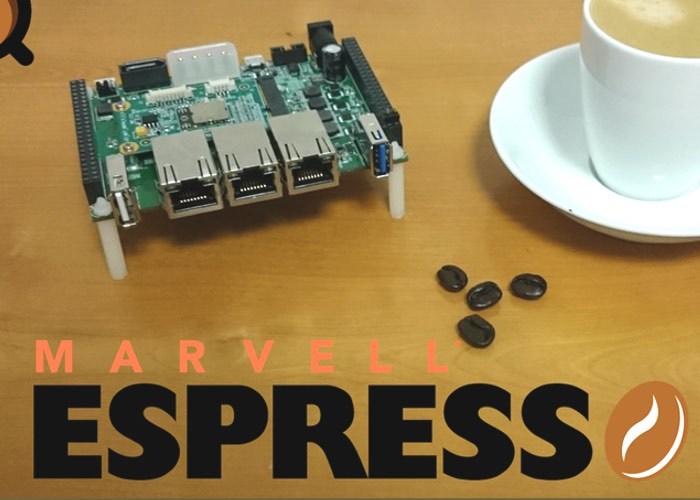 Marvell ESPRESSOBin Board