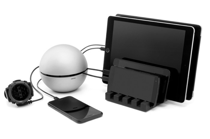 Globis Multiple Device Charging Station