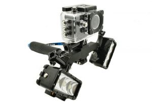 IVP GoPro Twin Waterproof Light Mount (video)